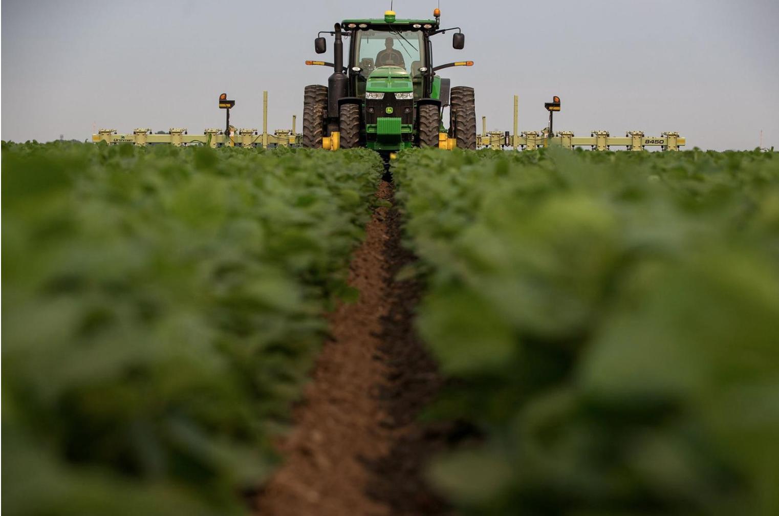 EDITORIAL: LEGISLATION PROMOTES A SOIL HEALTH INITIATIVE FOR NEBRASKA AGRICULTURE