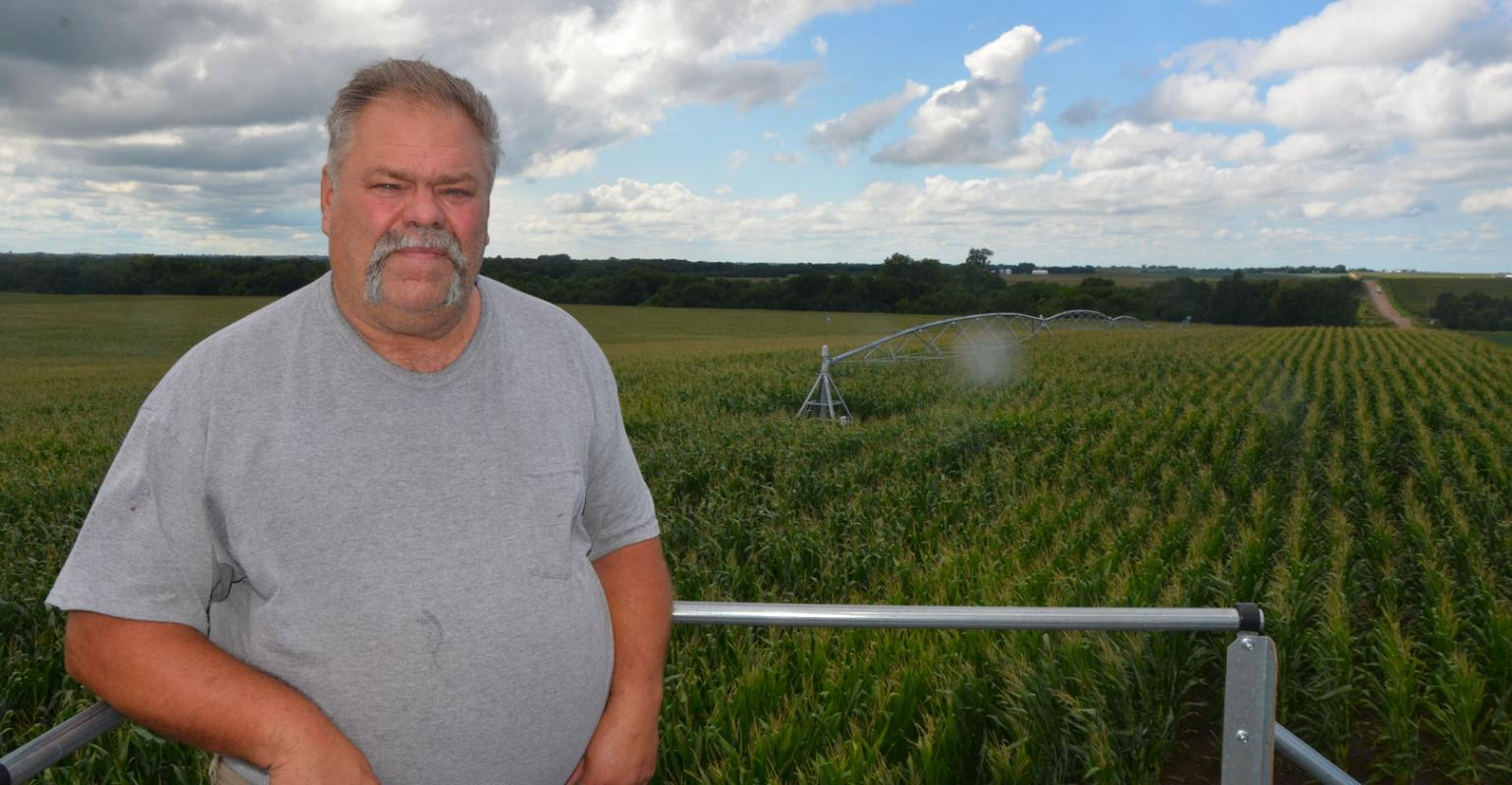 Reaping long-term benefits of zero disturbance, cover crops
