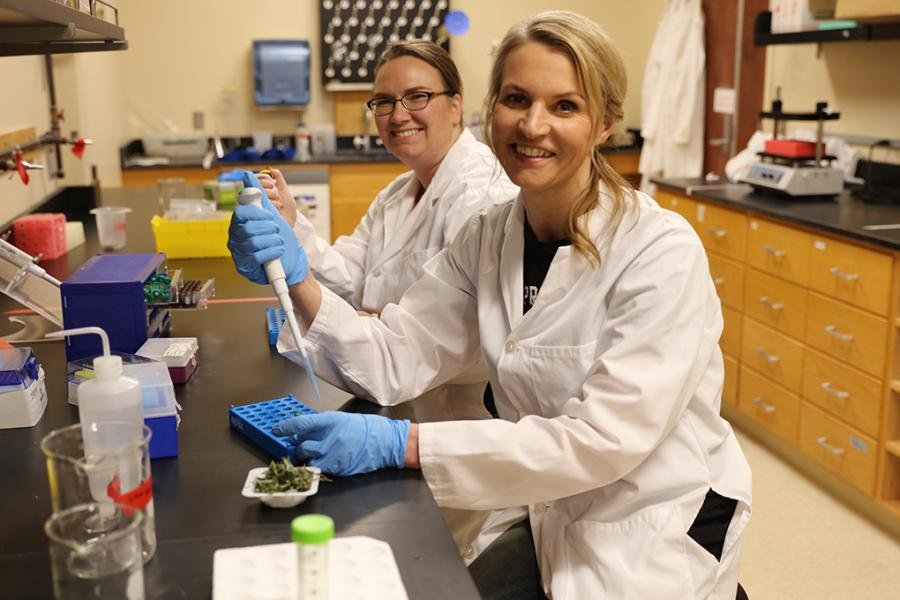 Crete's Cannabis Testing Laboratories Becomes Nebraska's First ISO-Certified Cannabis Lab