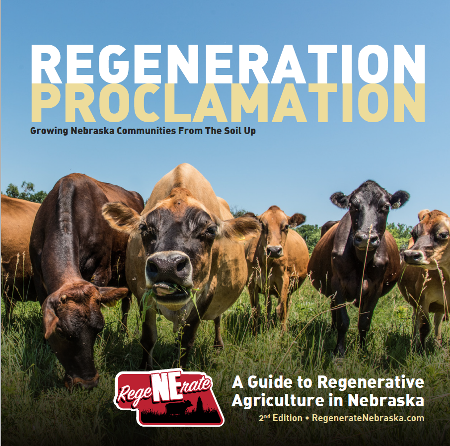 The RegeNEration Proclamation
