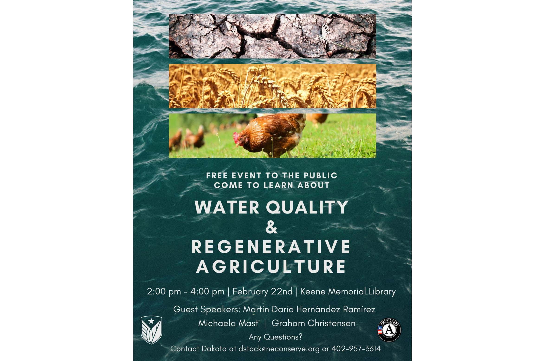 Conservation Nebraska event to focus on regenerative agriculture