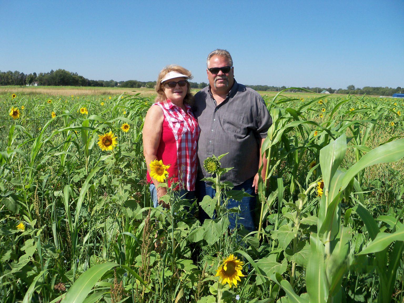 Nebraska farmer wants to leave a legacy of soil health